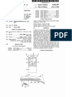 Method of monitoring conditions of vehicle tires (US patent 5562787)
