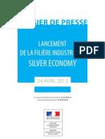 La Silver Economy  une opportunité pour nos territoires et pour la France