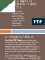 Kinesiologia en la Argentina.ppt