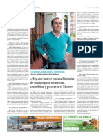 «Hay que buscar nuevas fórmulas de gestión para reinventar, consolidar y preservar el Museo» Entrevista a Isidro Caballero Sardina (Director Museo de los Bolos de Asturias)