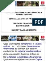 Gerencia Financiera Estra i A