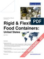 Rigid & Flexible Food Containers