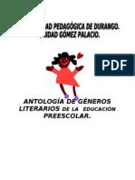 ANTOLOGIA GENEROS LITERARIOS 2004