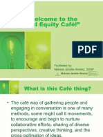 ed equity cafe ppt