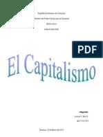 Informe Del Capitalismo