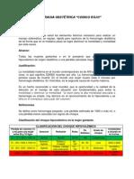 Hemorragia Obstétrica Código Rojo PROTOCOLO