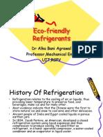 Refrigeration ppt