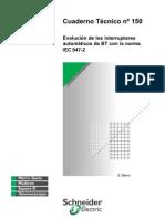 Termomagneticos Norma Iec 947-2