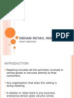 Swot Analysis on Retail Industries