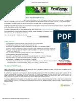 Refrigerator Recycling Rebate Program