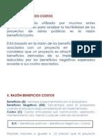 Tema Razon de Costo Beneficio Marzo 2012