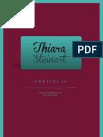 Portfolio Thiara Steinert