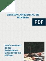 59594509 Gestion Ambiental en Mineria