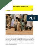 A geração que nao conhece a Paz_Sudão