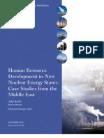 Nuclear Energy Middle East Esi