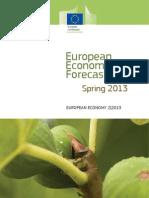 European Economic Forecast