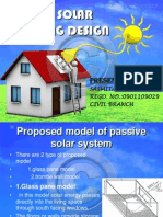 Passive Solar Building Design Sas