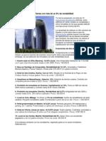 10 inversiones inmobiliarias con más de un 8