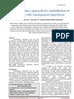 4 Amelogenesis Imperfecta