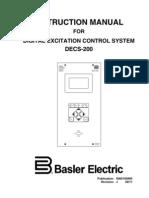 DECS 200 Manual