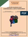 Desarrollo Económico Local. DURANGALDEA. EL RETO TECNOLÓGICO (Es) Local Economic Development. DURANGALDEA. THE TECHNOLOGY CHALLENGE (Es) Tokiko Ekonomi Garapena. DURANGALDEA. ERRONKA TEKNOLOGIKOA (Es)