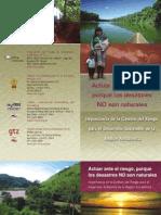 GdR Amazon a Actuar Ante El Riesgo Porque Los Desastres No Son Naturales