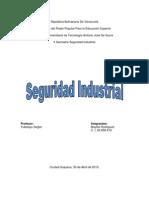Concepto de Seguridad Industrial