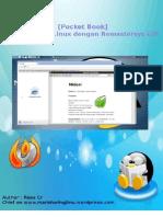 Remastering Linux Dengan Remastersys GUI