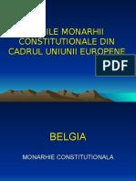 Tarile Monarhii Constitution Ale Din Cadrul Uniunii Europene