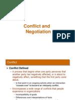 conflictmanagement and negotiation