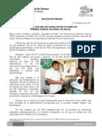 17/02/11 Germán Tenorio Vasconcelos REALIZARÁ SSO MÁS DE UN MILLÓN DE ACCIONES EN 1RA SEM NAC DE SALUD