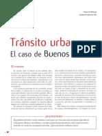 Transito Urbano