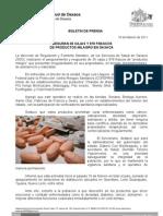18/02/11 Germán Tenorio Vasconcelos operativo Productos Milagro