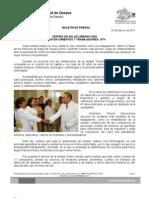 23/02/11 Germán Tenorio Vasconcelos CENTRO DE SALUD URBANO UNO, SÓLIDO EN CIMIENTOS Y TRABAJADORES, GTV