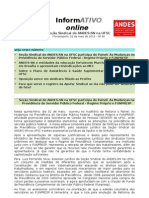 Informativo Online n° 46