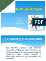 Derechos Humanos Etica 1