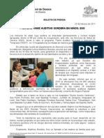 25/02/11 Germán Tenorio Vasconcelos PREVIENE TAMIZ AUDITIVO SORDERA EN NIÑOS