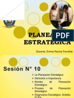 "PLANEACIÃ""N ESTRATEGICA CLASE UMB"