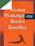 Asana, Pranayama, Mudra, Bandanas