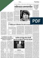 Il Quotidiano 02.04.09 Incarichi Dirigenti Regione Calabria Mezzatesta