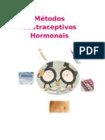 O métodos contraceptivos hormonais