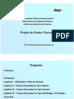 Projeto de Fontes Chaveadas - Alexandre Ferrari e Souza