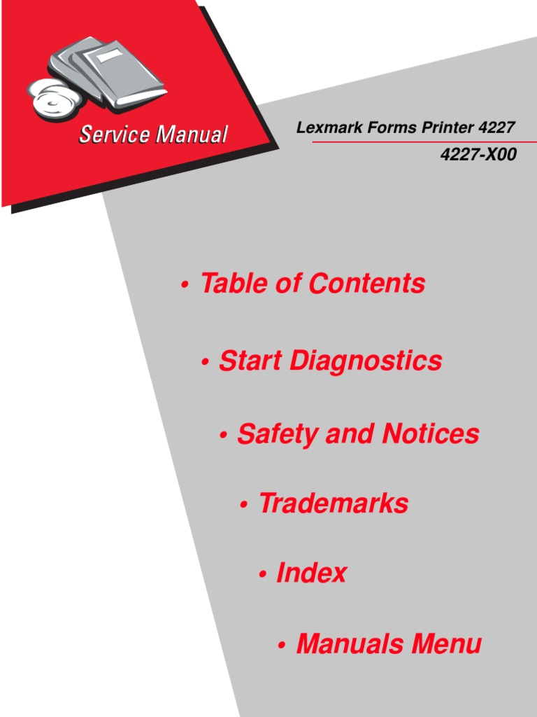 2227969-Lexmark 4227 Series Form Printer Service Manual   Electrical  Connector   Power Supply