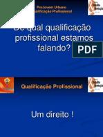 Qualificação Profissional