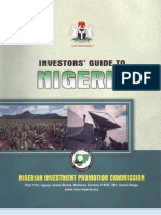 Investors Guide to Nigeria