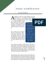 Os Idiotas Confessos - Nelson Rodrigues