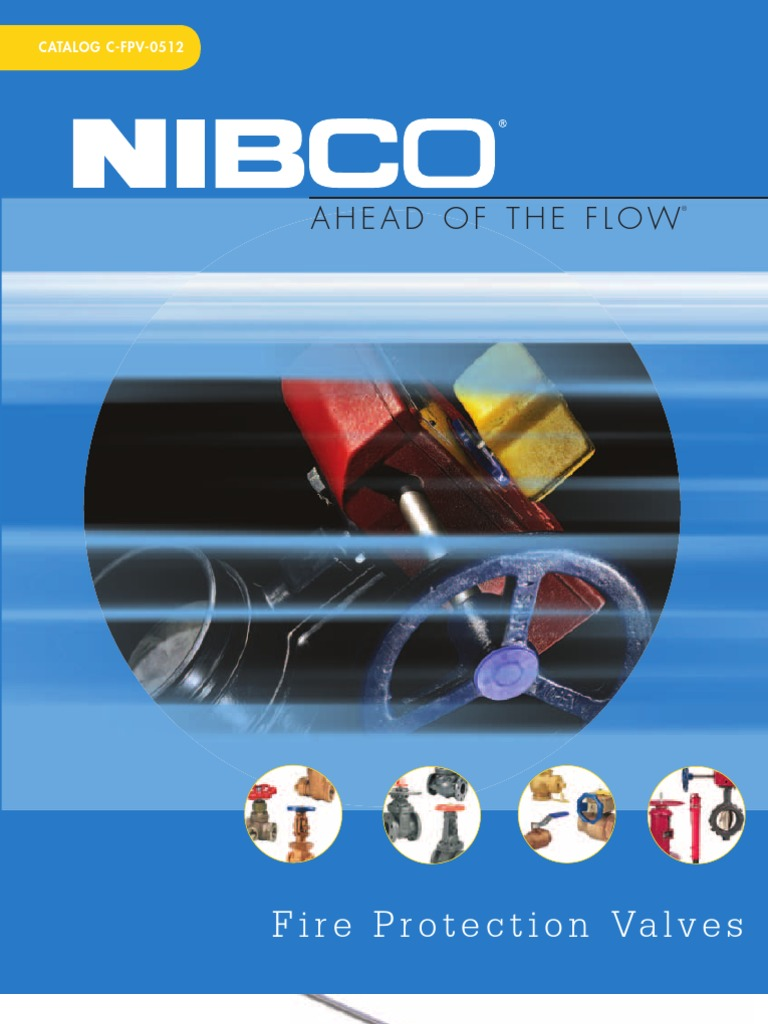 Nibco Fire Protection Valves | Valve | on