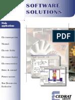 [Cedrat] Flux, Flux Studio, Speed Motor-CAD, PSCAD Etc