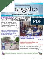 1 Mensuario Evangelio Noviembre de 2007
