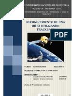 4to Informe de Geodesia